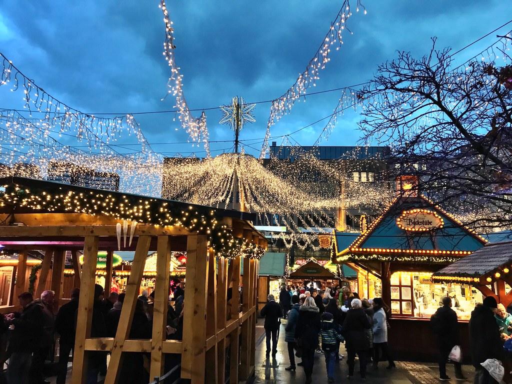 Essen Weihnachtsmarkt.Der Weihnachtsmarkt In Essen Hansziel99 Flickr