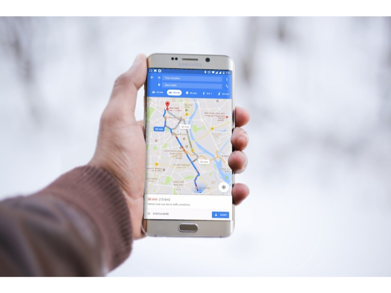 Google Maps With Refreshed Design Starts Rolling Out to Select Users