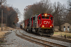 CN 5483 @ Memphis, TN