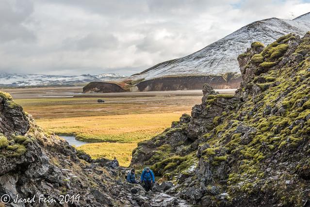 Photo Treking in the Icelandic Highlands