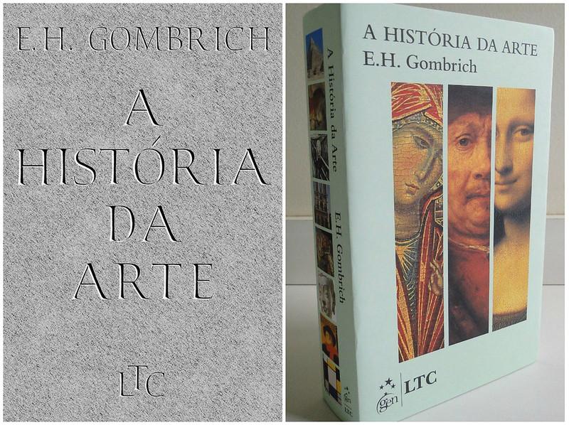 História da Arte do Gombrich - Projeto de Leitura - #lendoarte1