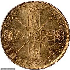 1703 VIGO Five Guinea reverse
