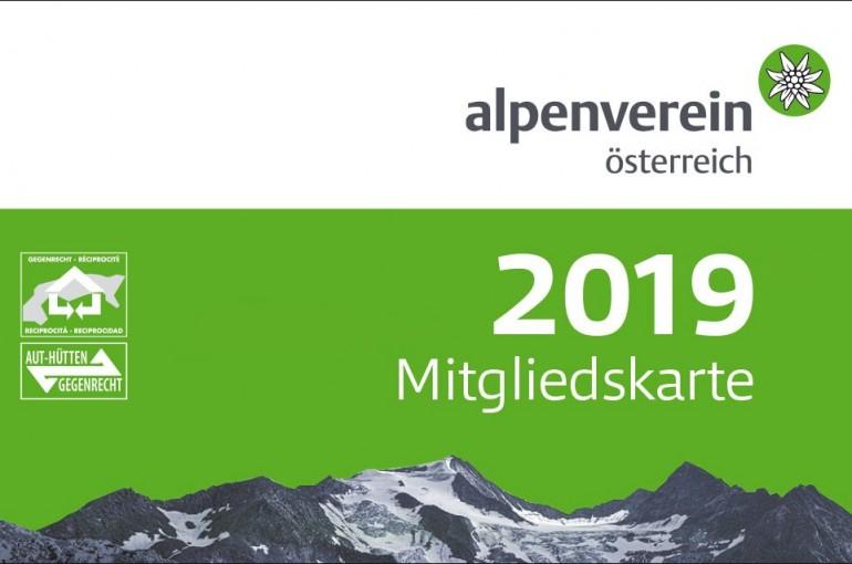 Celoroční pojištění pro skialpinismus a další horské aktivity pro členy Alpenvereinu