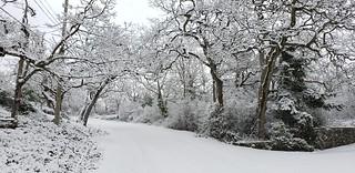 Glastonbury Road Hill