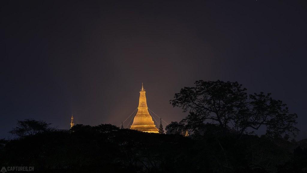 Shwedagon - Yangon