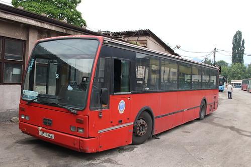 zenicatrans bus 715j668 iveco vanhoollinea vanhoola600 bdtz92