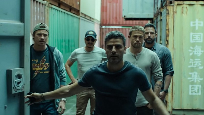 Triple Frontier location