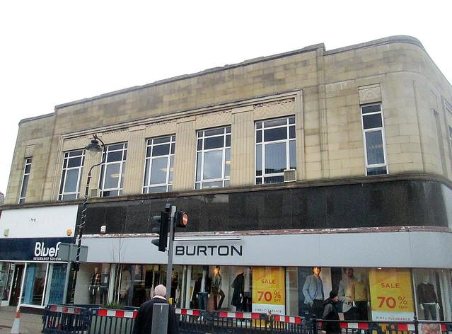 Burton's, Penrith