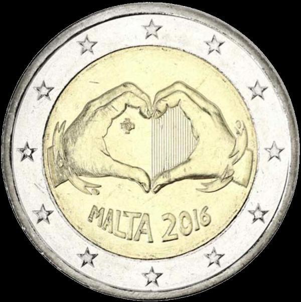2 EURO Malta 2016 - Láska