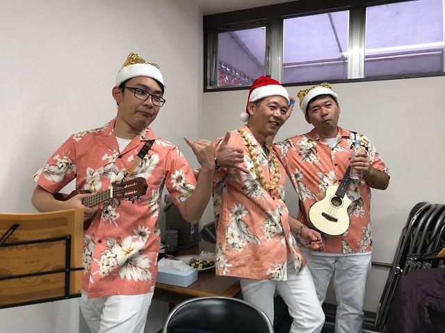 【ボランティア演奏会】障害福祉サービス神戸光生園♪2018.12.22