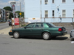 Boston PD Ford Crown Victoria
