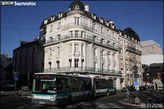 Irisbus Citélis 18 - Keolis Rennes / STAR (Service des Transports en commun de l'Agglomération Rennaise) n°804