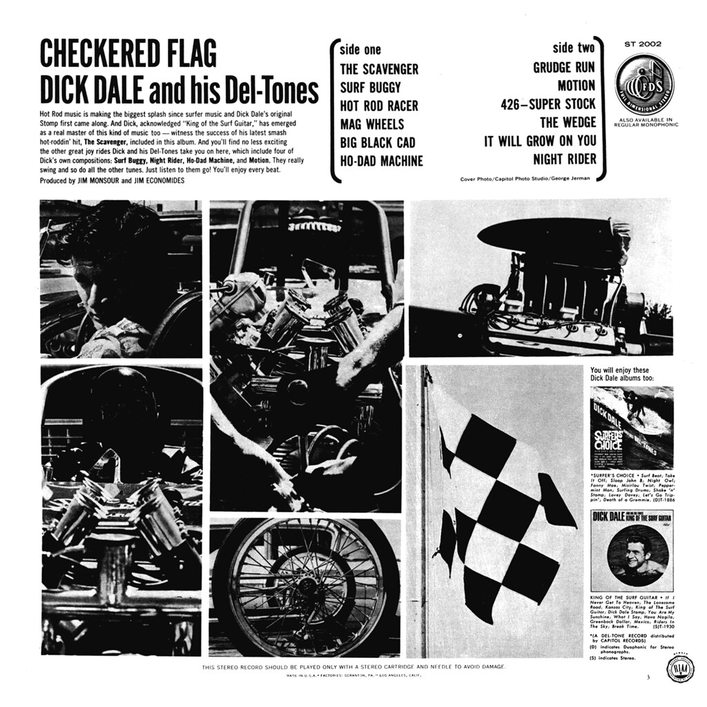 Dick Dale - Checkered Flag
