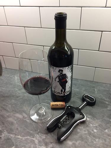 Scratch Wines Cabernet Sauvignon