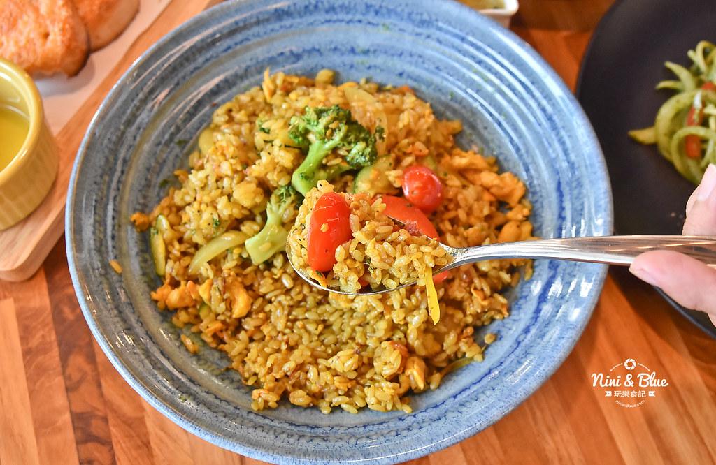 布佬廚房 台中蔬食 素食菜單29