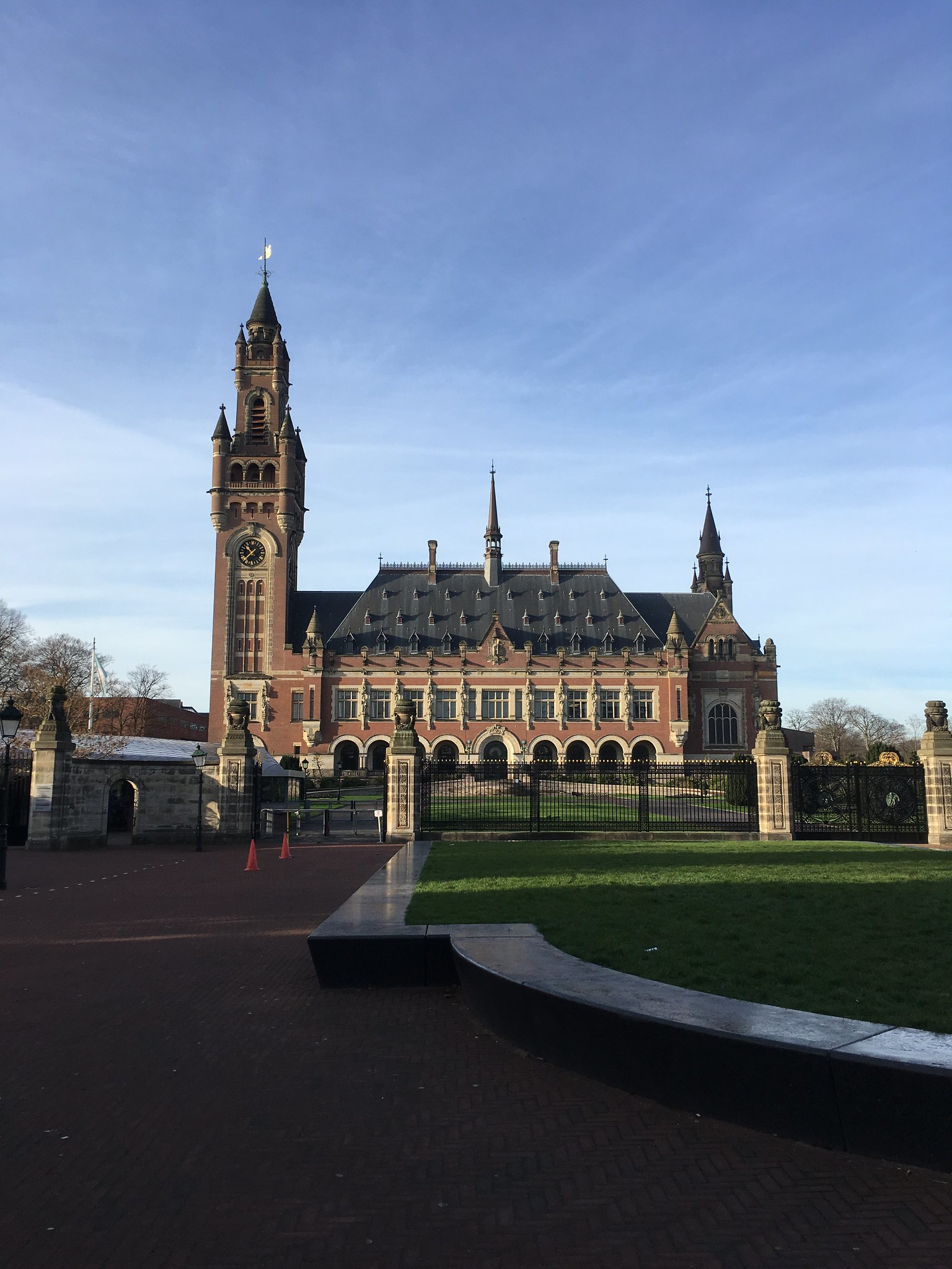 From hypothetical to The Hague: A semester abroad in the Netherlands