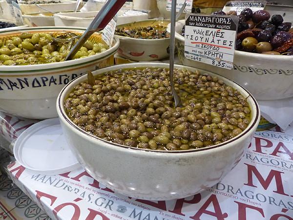 toutes petites olives