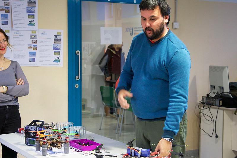 Tast Tech de drons a Ripoll