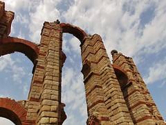 Acueducto Romano Los Milagros de Mérida