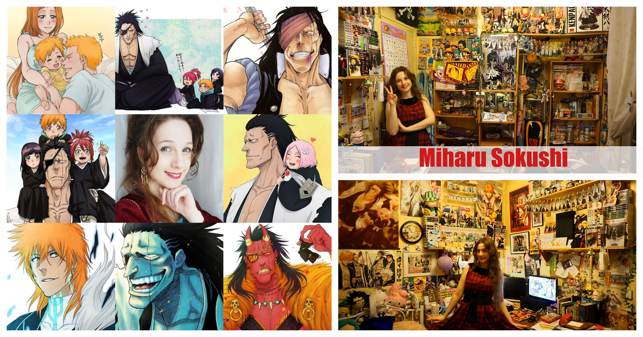 Miharu collage