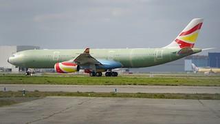 A330-300 - MSN 1917 - F-WWYH - LKE - 28/02/2019