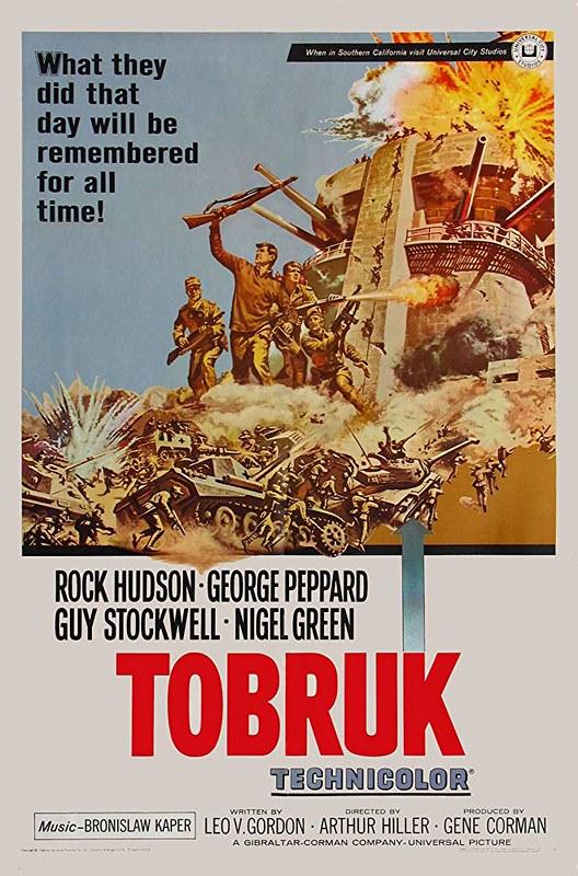 Tobruk - Poster 1
