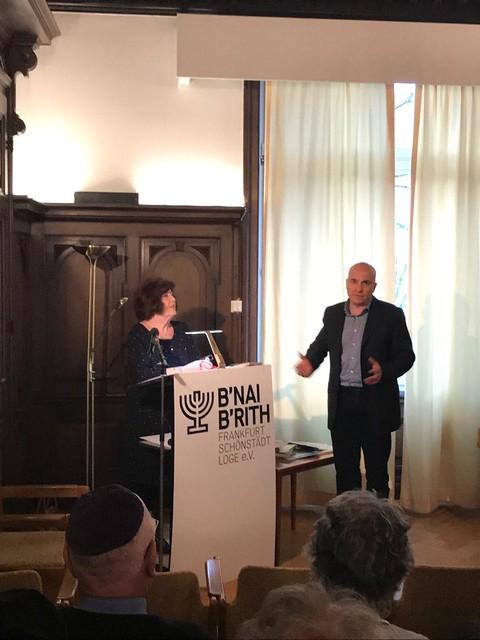 10. März 2019- Vortrag über spanische Juden