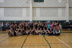 International Women's Day Workout - U.S Army Garrison Humphreys, South Korea Mar 9, 2019