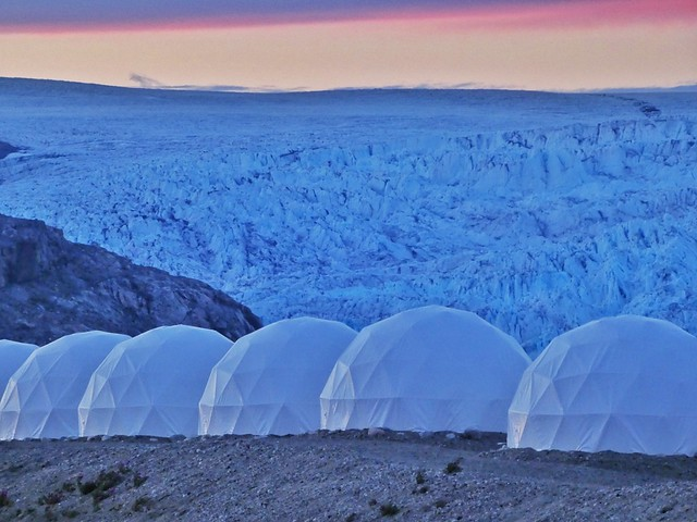 Campamento Fletanes en Qaleraliq (Verano en Groenlandia)