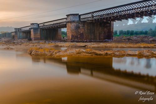 Puente Romano Niebla.