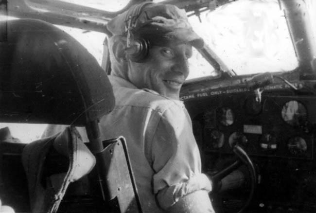 Capt Chuck Fogo Heading Home