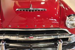 1954 Hudson Hornet Jet Liner Sedan