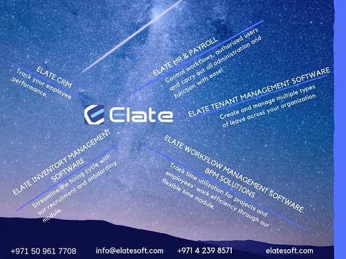 Elate CRM Products