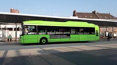 Iveco Bus Urbanway 12 GNV BHNS n°456
