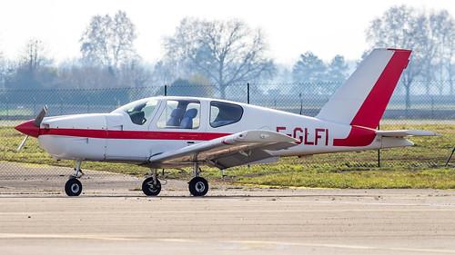 Socata TB-9 F-GLFI Aeroclub Les Ailes Mosellanes