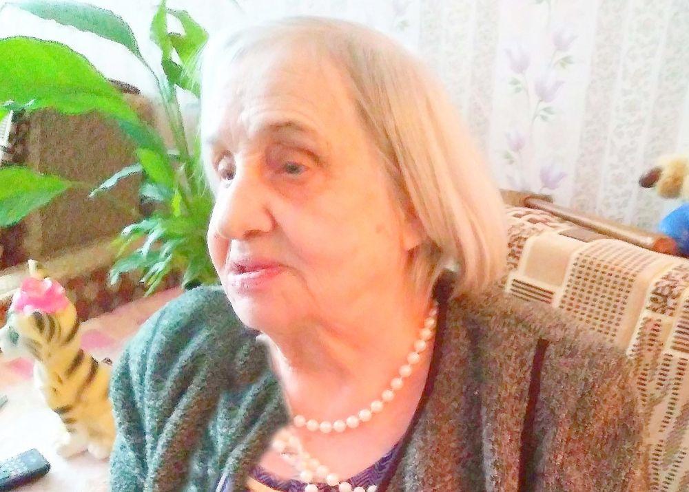 Тамара Григорьевна Сычёва