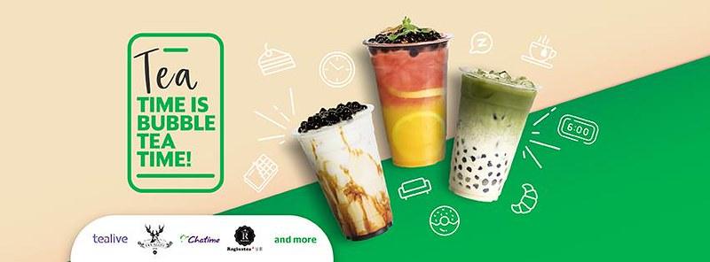 Advertorial Bubble Milk Tea