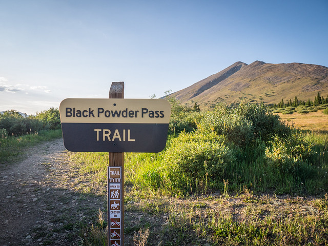 Black Powder Pass