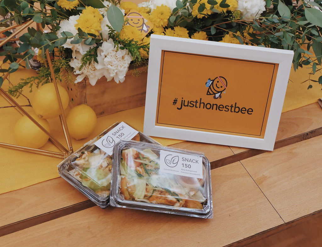 honestbee organic food