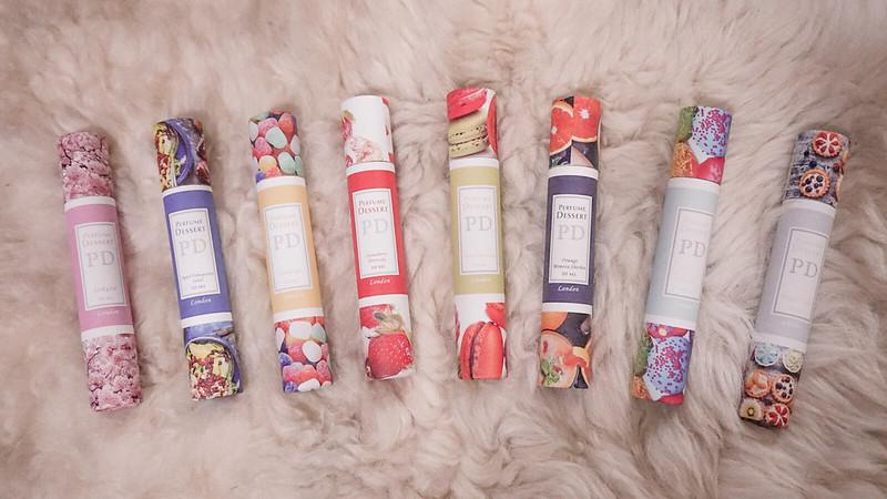 Perfume Dessert Review