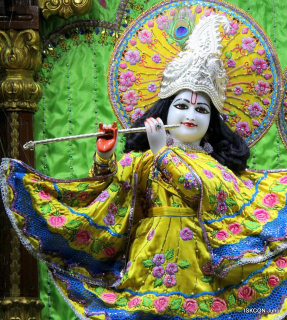 14 Feb 2019 Mangala Aarti Darshan ISKCON Juhu