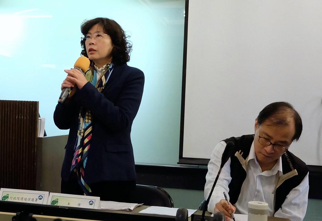 一次用塑膠吸管即將上路,環保署在北中南辦理公聽會。攝影:陳文姿