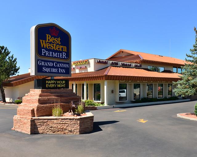 Best Western, el mejor hotel donde dormir en el Gran Cañón