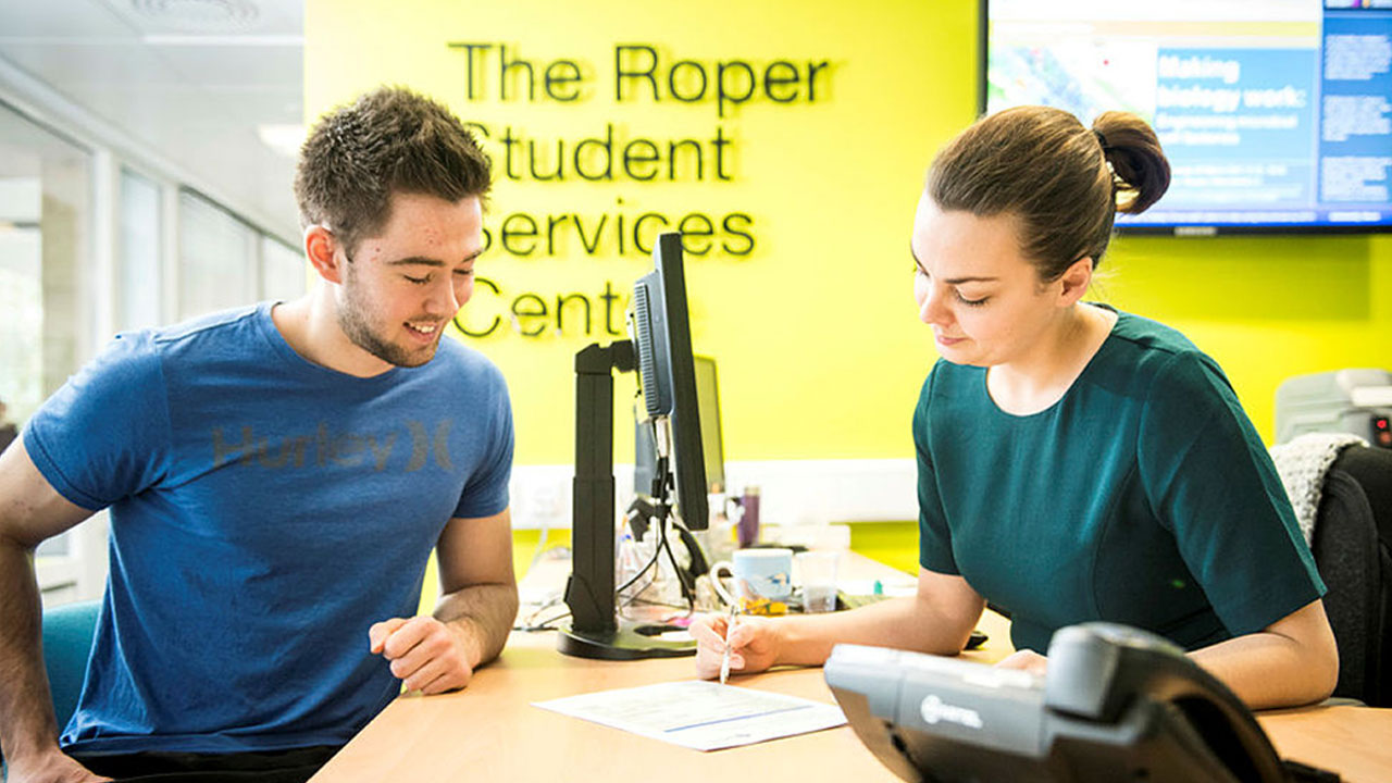 The Roper Student Services Centre