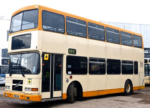 R319 LHK 'Fairway Travel'. Volvo Olympian / Alexander Belfast RV /1 on Dennis Basford's railsroadsrunways.blogspot.co.uk'