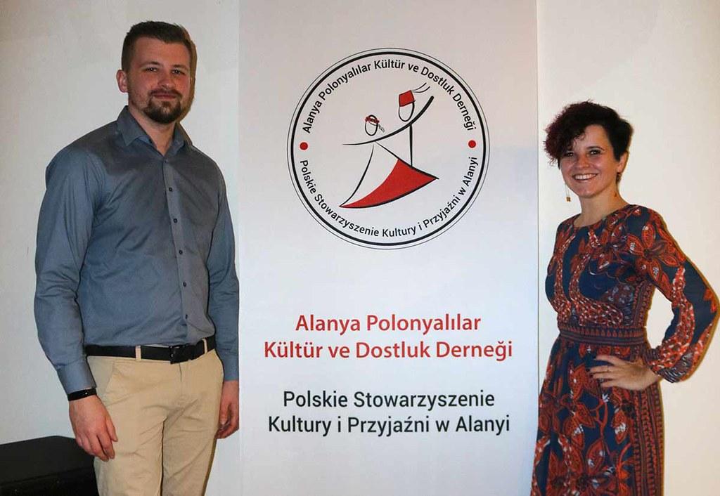 Polonya'nın-Ankara-Konsolosu-Patryk-Woszczek,-Alanya-Polonyalılar-Kültür-ve-Dostluk-Derneği-Başkanı-Anna-Maria-Bielecka