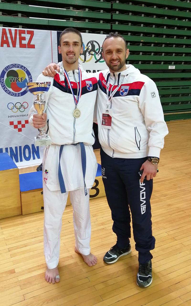 Prvenstvo Hrvatske za seniore u karateu 2019.