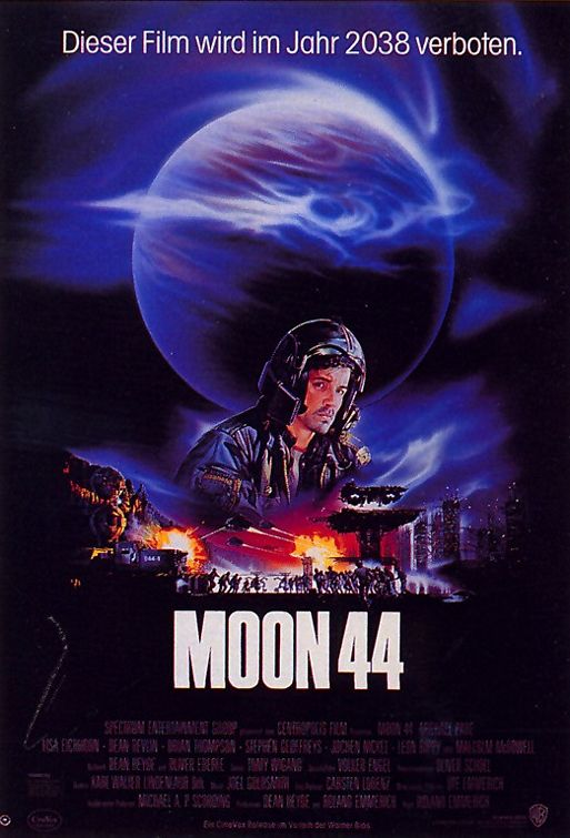 Moon 44 - Poster 1