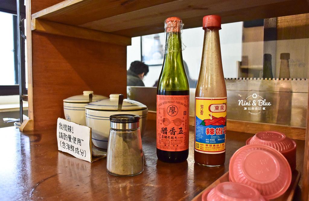 永興街 桂蘭麵 台中美食 小吃14