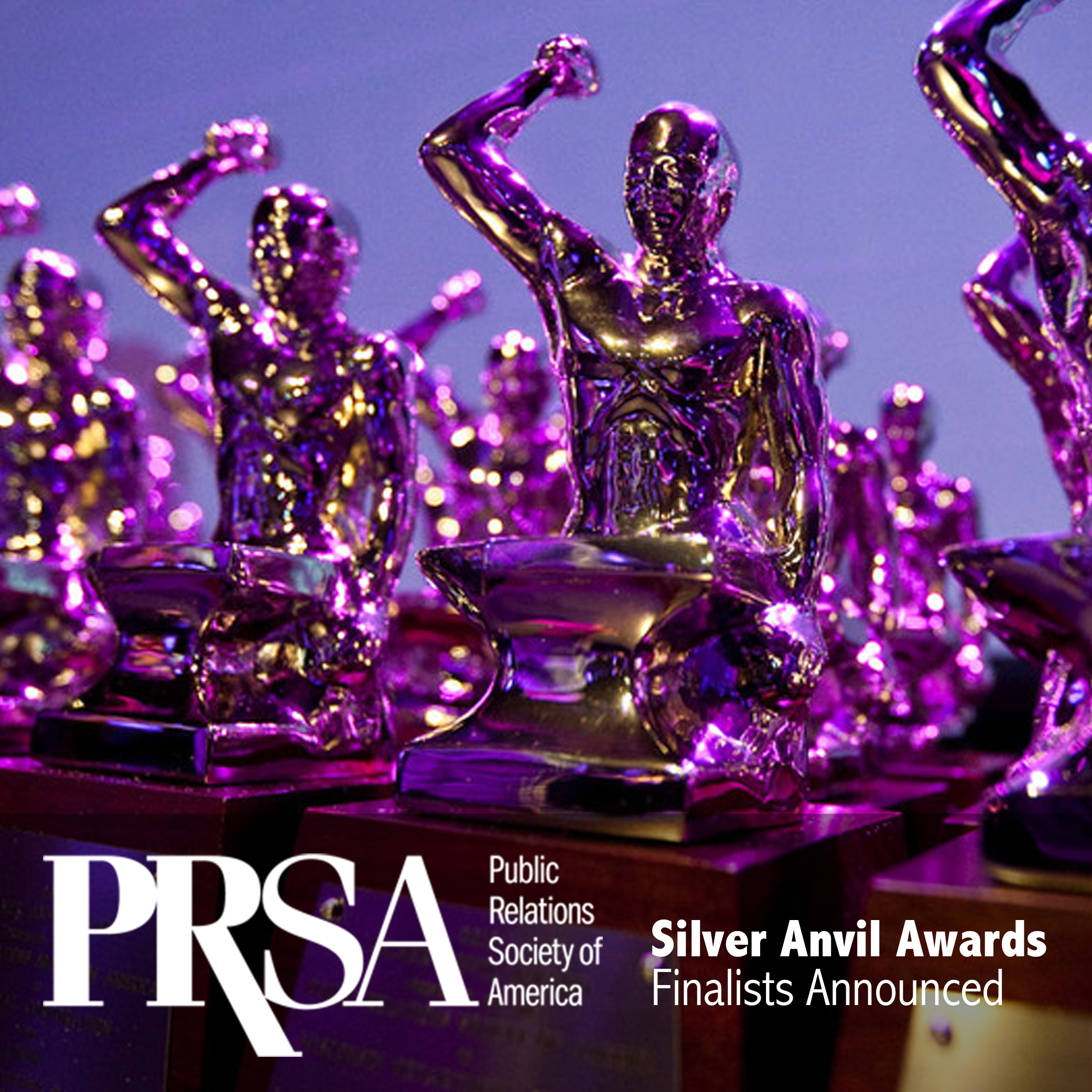 PRSA Silver Anvil Awards Finalists